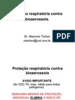 Proetção respiratoria Bioaerosois