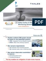 Frédéric Barbaresco- Wake-Vortex & Wind Monitoring Sensors