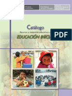 Catalogo Recursos Inicial Peru