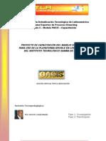 PROYECTO DE CAPACITACIÓN DEL MANEJO DE LAS TIC  PARA USO DE LA PLATAFORMA MOODLE EN LOS DOCENTES  DEL INSTITUTO TECNOLÓGICO GAMMA DE BELIZE