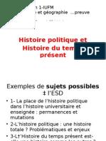 Hist pol et HTP