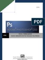 Modul Pembelajaran Photoshop CS3