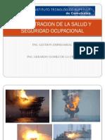Admin is Trac Ion de La Salud y Seguridad Ocupacional