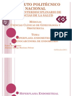 Hiperplasia endometrial