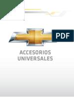 2012 Malibu Accessories Universal Ut Ln 1