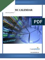 Economic Calendar 30-01-2012