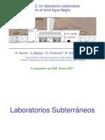 Proyecto Paso Aguas Negras - CERN