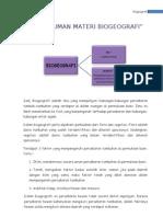 materi biogeografi