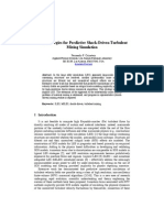 Fernando F. Grinstein- On Strategies for Predictive Shock-Driven Turbulent Mixing Simulation
