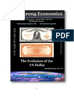 Arm Strong Economics Evolution of Us Dollar 011712