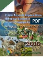 PDRB Bengkayang 2010
