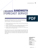 Bandwidth Forcast Newsletter 2006 Q2