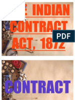 Ppt the Indian Contract Act 1872