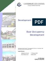 Dcp143 Dual Cccupancy