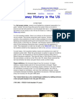 History of Fiat Money