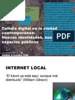 Espacios Digitales y Ciudad (JuanFreire rid OCT08)