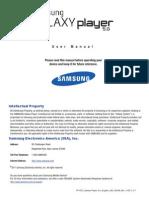 MID YP-G70 Galaxy Player 5.0 English UM KI8 BH 110211 F1 Web