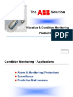 Vibration & Condition Monitoring Prod Line_Topic One