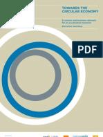 Towards the Circular Economy - Executive Summary