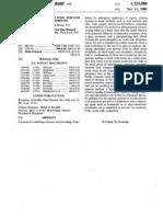 4233088 Phosphatization of Steel Surface