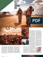 Somalia, los exiliados del hambre