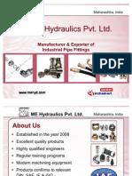 M E Hydraulics Pvt. Ltd Maharashtra india