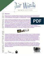 Star Wards Jan/Feb Newsletter