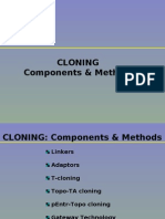 Cloning Methods