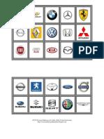 memo marki samochodów