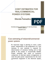 Engineering & Economic Planning for Electric Power Generation -Trx and Distr (1)
