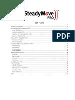 Steady Move Pro Documentation
