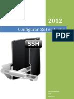 Configurar SHH en Linux