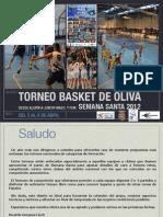Dosier Oliva 2012