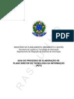 GCPDTI Guia-Elaboracao PDTI V00.01 Draft