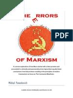 Errors of Marxism