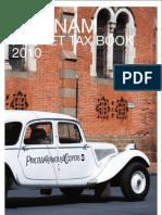 PwC Pocket Tax Book 2010