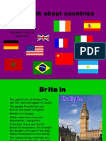 Let's Talk About Countries