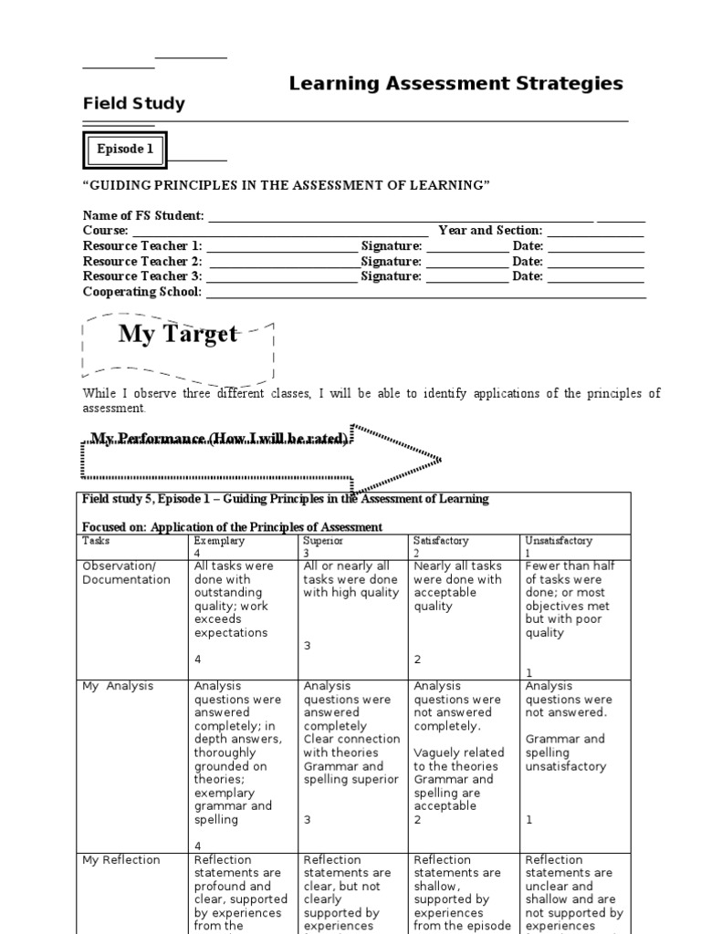 assessment strategies paper Formative and summative assessments in the classroom by: although formative assessment strategies appear in a variety of formats  (paper or otherwise).