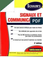 Signaux Et Communications Hwei HSU S a I