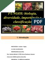 17 - Morfologia Classificacao e Aplicacao Dos Fungos 2010.2