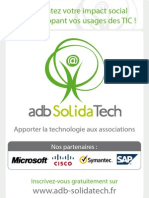 Le Programme AdB-SolidaTech