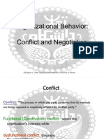 Conflict&Negotiation