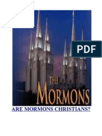 Are Mormons Christian