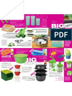 Tupperware Aktionen Big Weeks 2012 - KW 01-04/2012