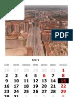 Calendario 2012 Fotos Valladolid