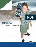 DR800 Series