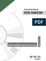 Dvd Sh853m