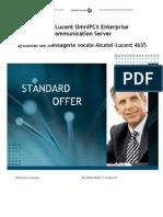OmniPCX Enterprise 4635 Fr