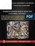 Annalisa Gasparre - Passi di danza sulle note del Cultural Offence.