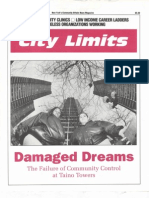 City Limits Magazine, December 1991 Issue